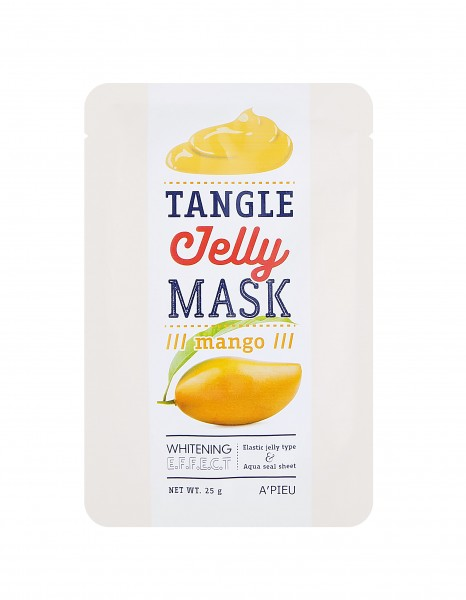 APIEU Tangle Jelly Mask (Mango)