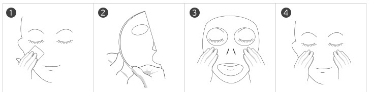 MISSHA_Pure_Source_Cell_Sheet_Mask_Directions