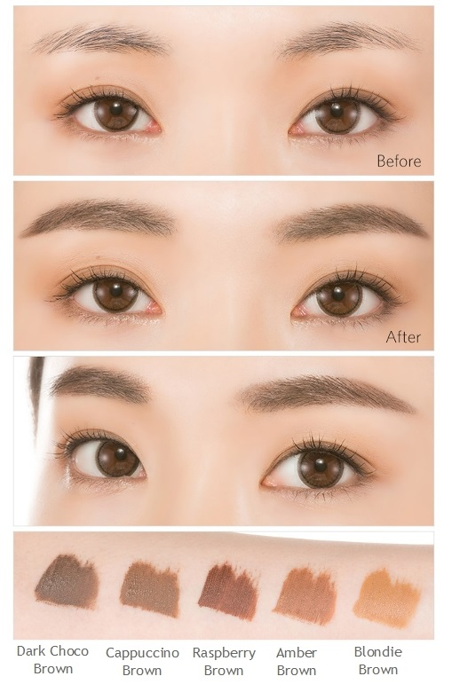 MISSHA_Color_Setting_Browcara-before-after