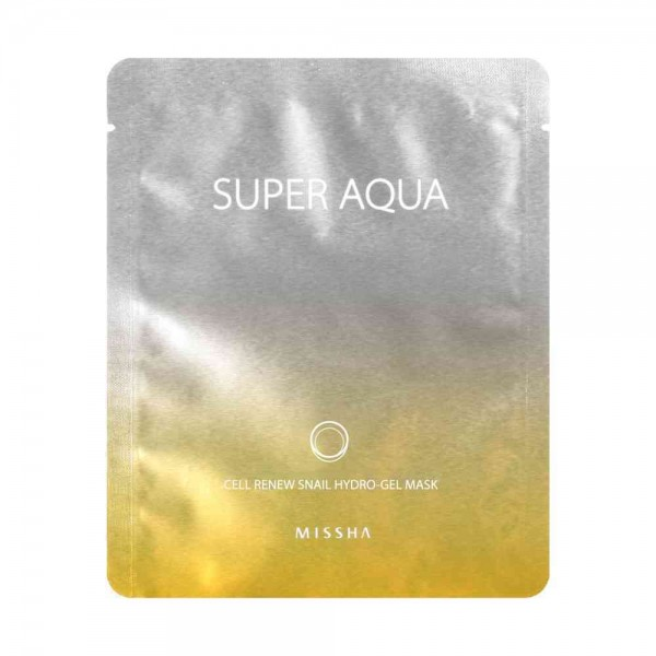 MISSHA Super Aqua Cell Renew Snail Hydrogel Mask