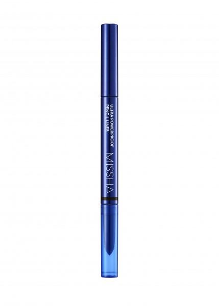 MISSHA Ultra Powerproof Pencil Liner (Black)