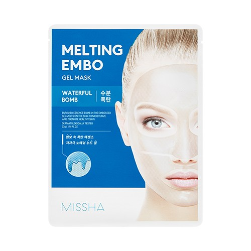 MISSHA Embo Gel Mask_Waterful Bomb
