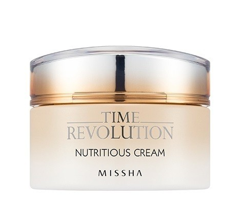 MISSHA Time Revolution Nutritious Cream