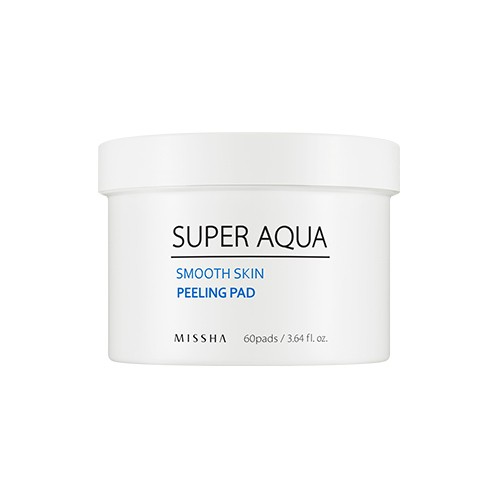 MISSHA Super Aqua Smooth Skin Peeling Pad