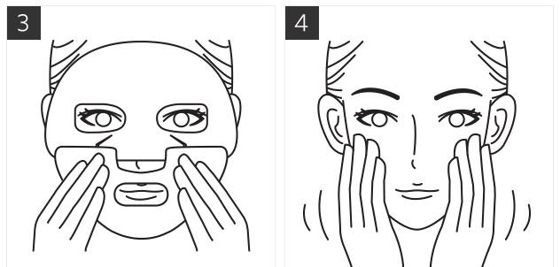 MISSHA-Embo-Gel-Mask-Anwendung2