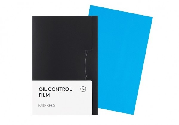MISSHA Oil Control Film (Blue)