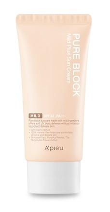 APIEU Pure Block Mild Plus Sun Cream SPF32/PA+++