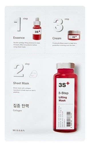 MISSHA 3step Lifting Mask