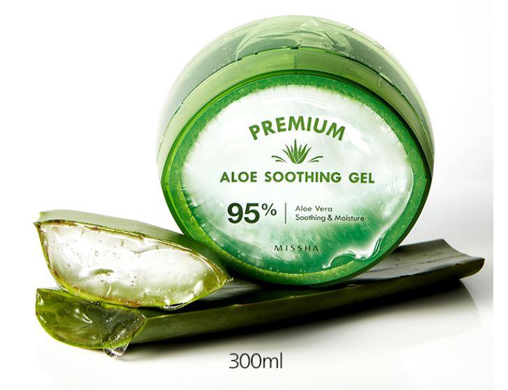 MISSHA_Premium_aloe_soothing_gel