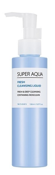 MISSHA Super Aqua Fresh Cleansing Liquid