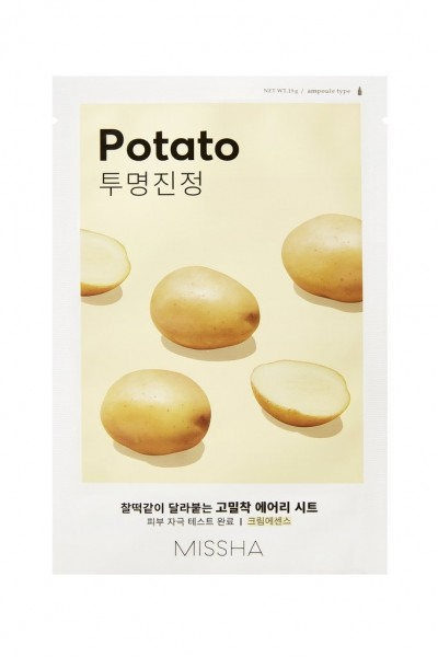 MISSHA Airy Fit Sheet Mask (Potato)